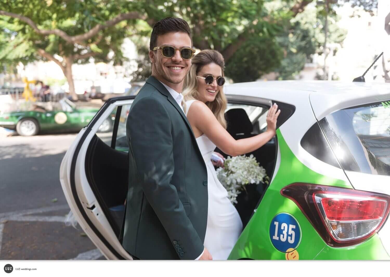 שי ופז, התחתנו עם אוטותל | קרדיט תמונה: LUZ